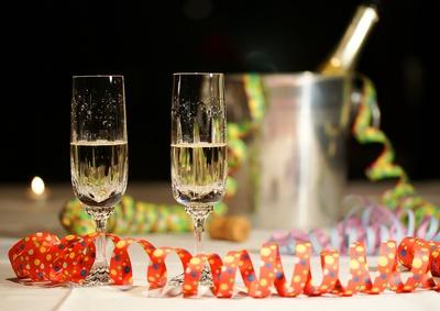 Wir wünschen einen guten Rutsch und alles Gute für das neue Jahr!