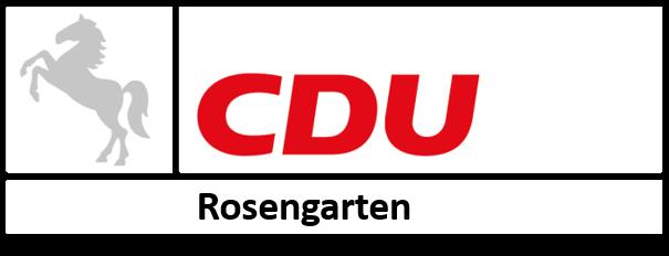 CDU Rosengarten