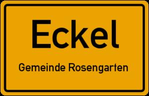 Eckel – Ortsratsmitglieder