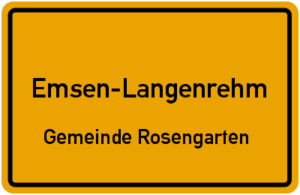 Emsen-Langenrehm – Ortsratsmitglieder