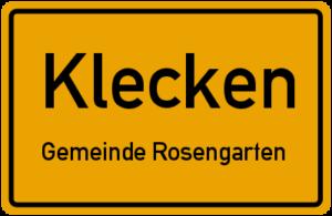 Klecken – Ortsratsmitglieder