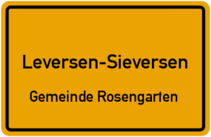Leversen-Sieversen – Ortsratsmitglieder