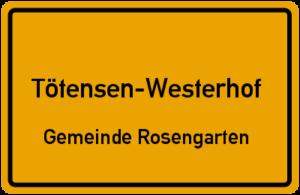 Tötensen-Westerhof – Ortsratsmitglieder