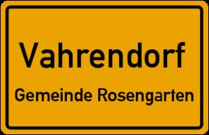 Vahrendorf – Ortsratsmitglieder
