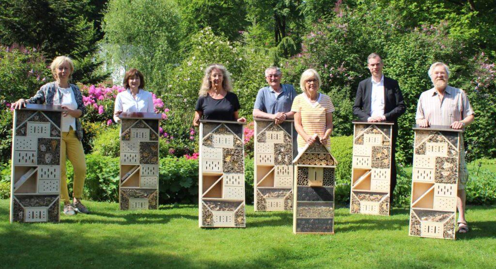 Insektenschutz in Rosengarten